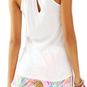 LILLY PULITZER Lacy Tank NWT💕